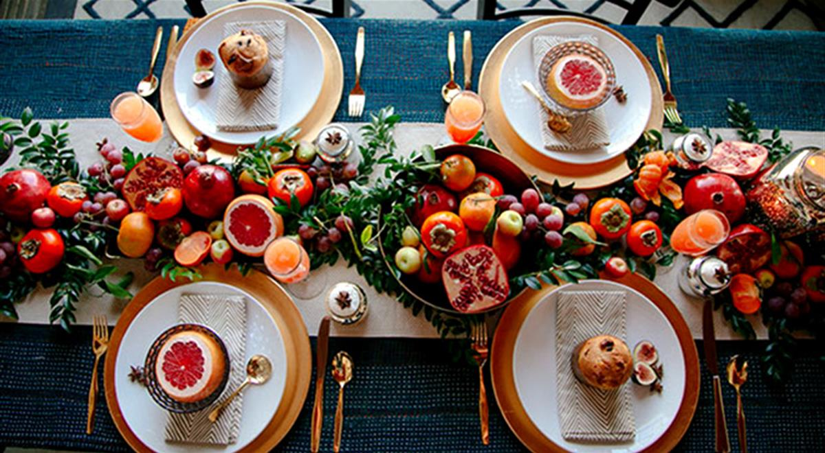 Il Pranzo Di Natale Il Centesimo